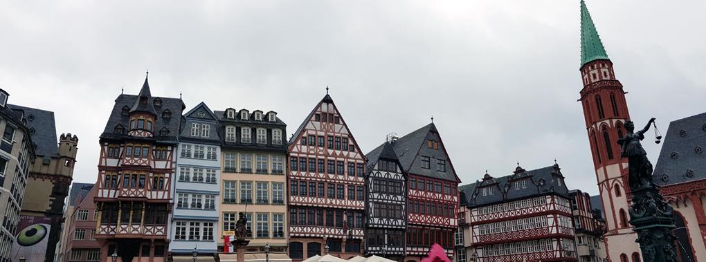 Besichtigung neue Altstadt Ffm. 2019