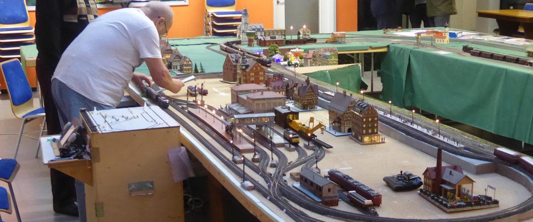 Modellbahnausstellung 2019