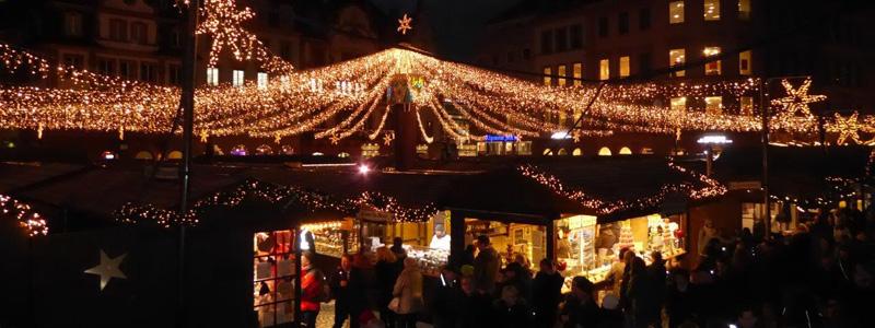 Weihnachtsmarkt Mainz 2018