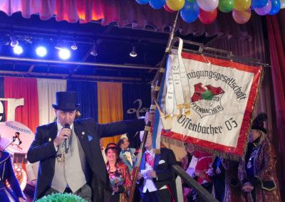 Blamage ein Frankfurter hatte unsere Fahne P1060480